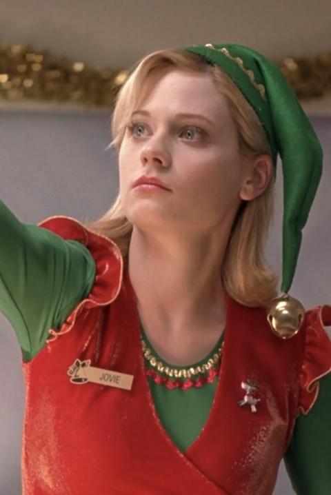 'elf' cast then and now   zooey deschanel