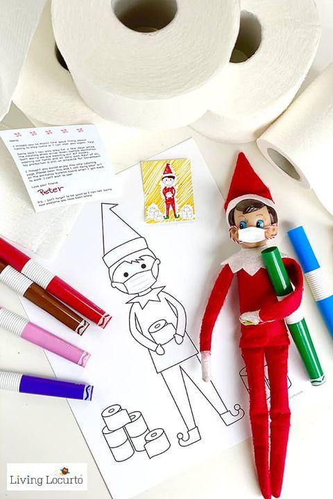 50 Funny Elf On The Shelf Ideas For 2020 New Easy Elf On The Shelf Ideas