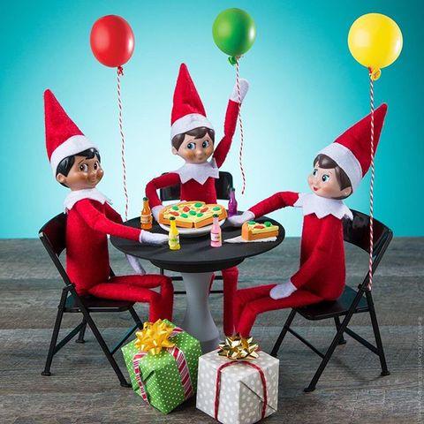 elf on the shelf ideas birthday party