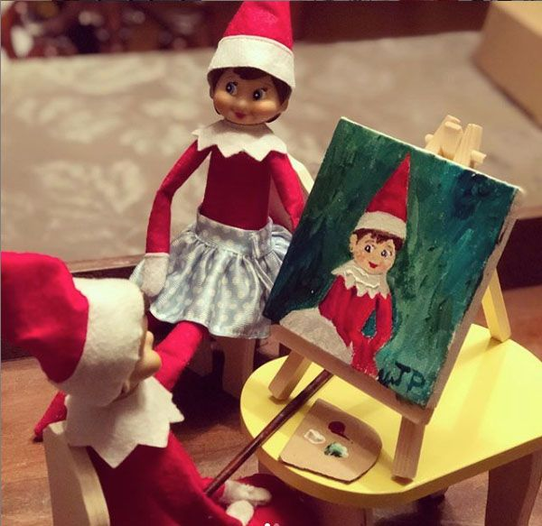 34 Elf on the Shelf Ideas 2019 \u2014 Easy and Funny Elf On the