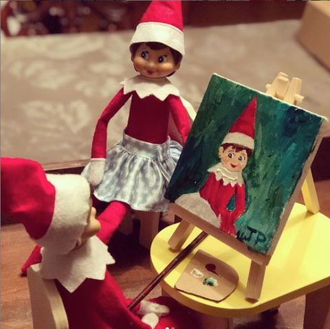 34 Elf On The Shelf Ideas 2019 Easy And Funny Elf On The