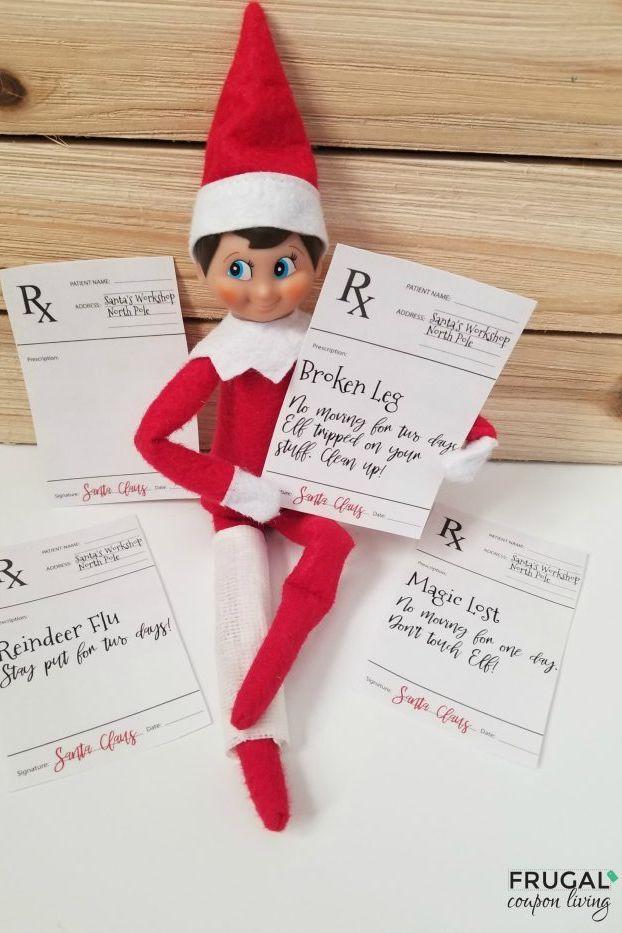 elf on the shelf prescription | Stay at Home Mum.com.au
