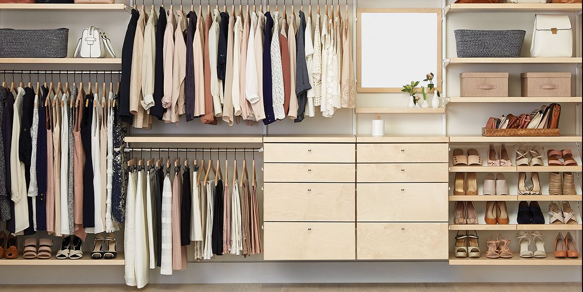 10+ Best Closet Systems - Places to Buy Closet Systems in 2020