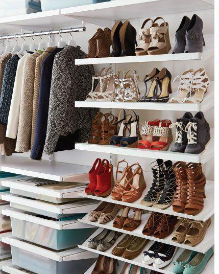 Shelving, Shelf, Retail, Collection, Closet, Outlet store, Shoe store, Publication, Shoe organizer, Clothes hanger,