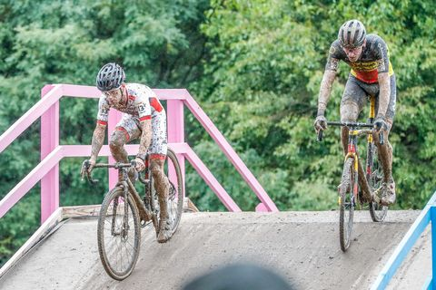 CYCLING: SEP 22 UCI Cyclo-Cross World Cup Waterloo