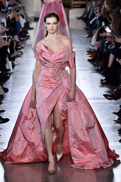 b27b294f86 Best of haute couture fashion week spring 2019 – Couture catwalk ...