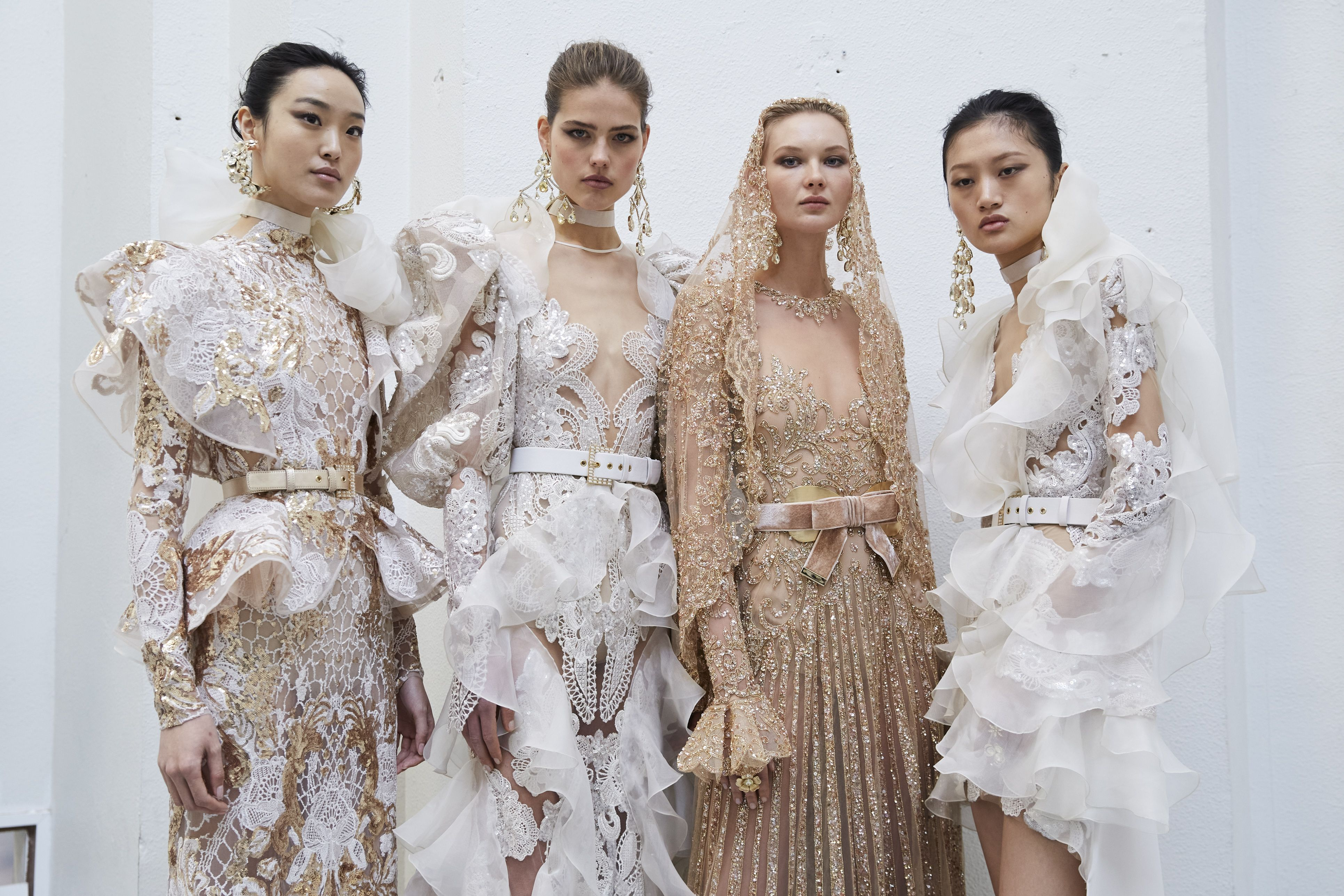 L'Orèal x Elie Saab Just Brought Haute Couture To Beauty