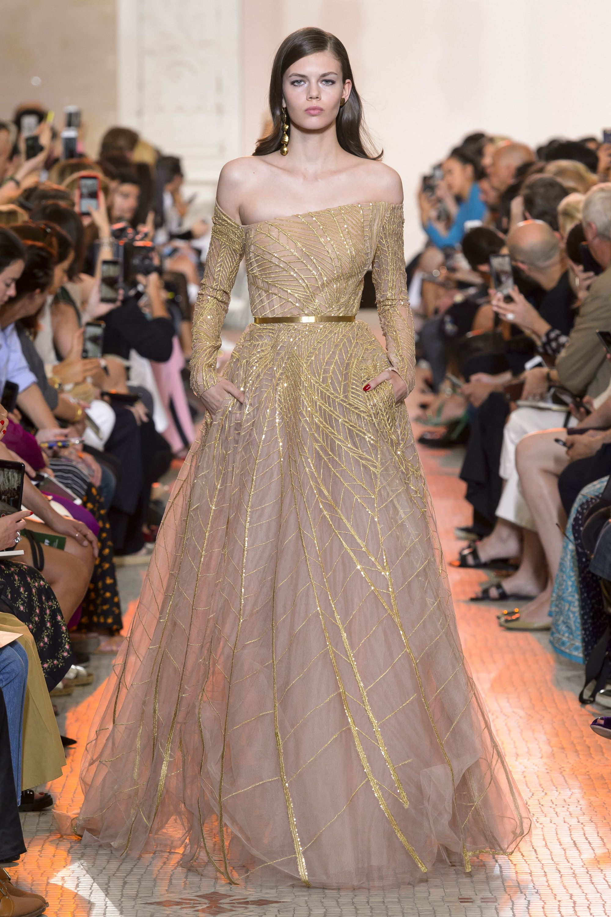 Elie Saab Couture Dress
