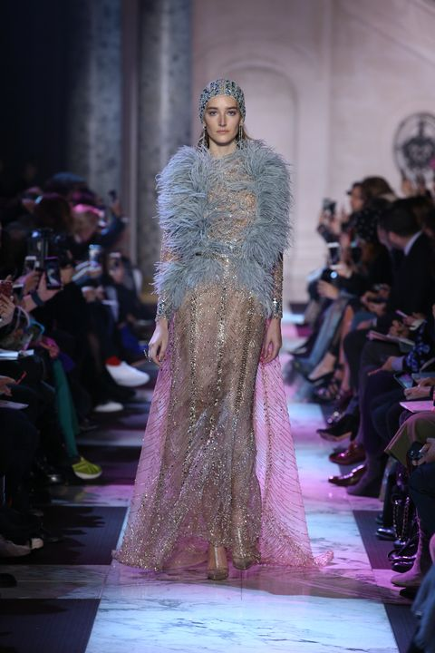 elie saab spring 2018 couture runway show