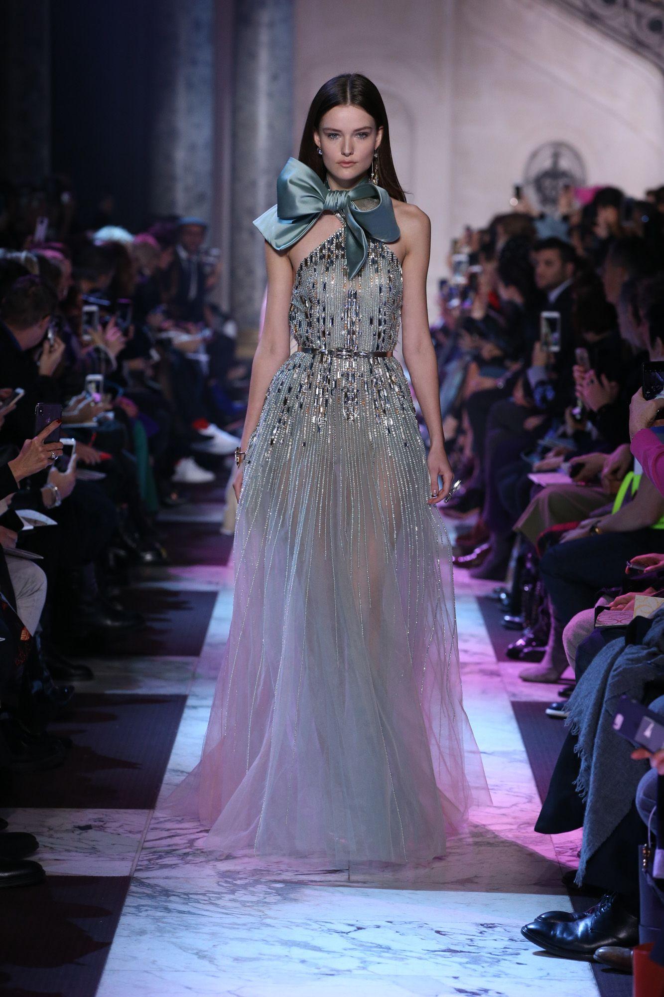 Elie Saab Evening Dresses 2018