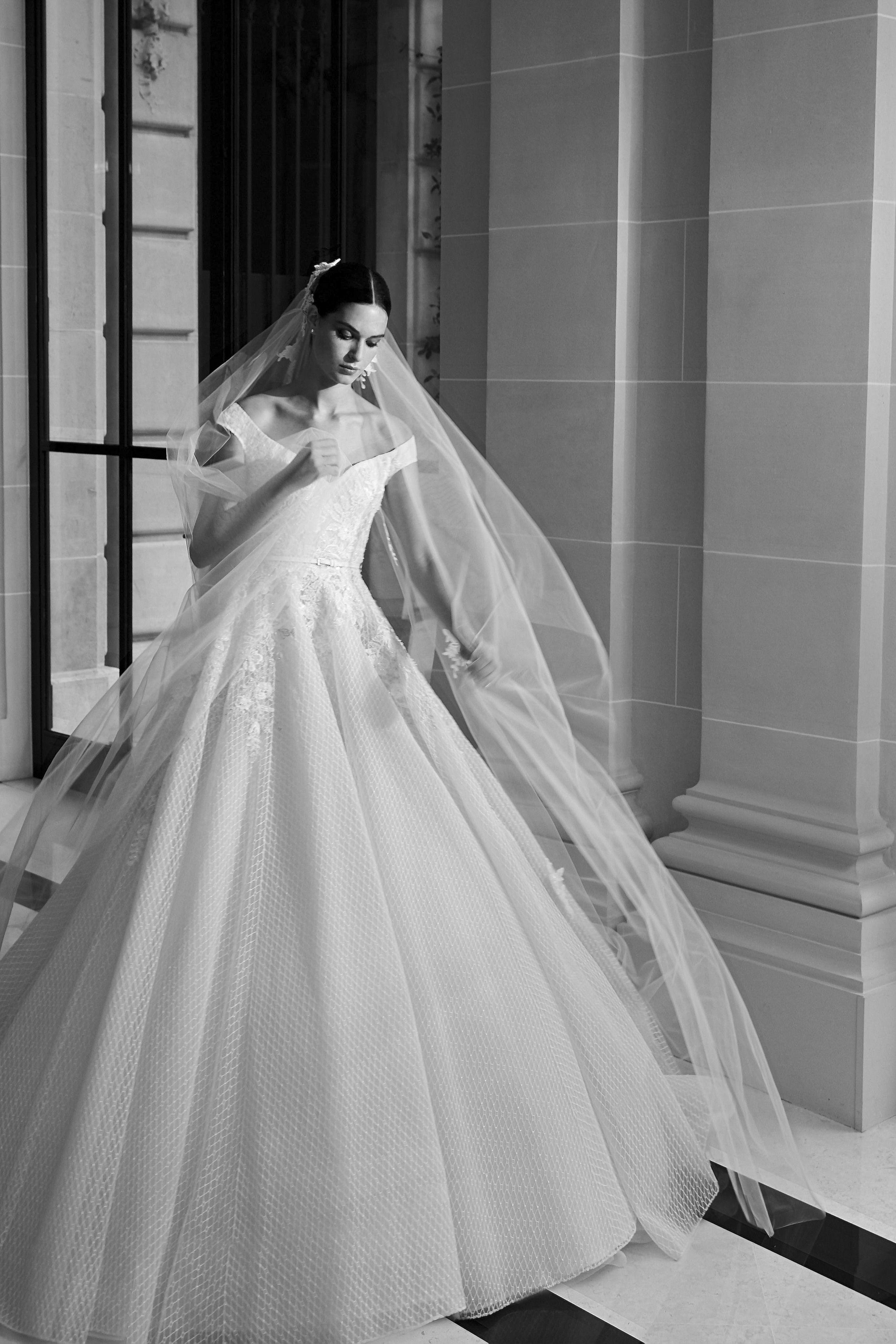 De Mooiste Bruidsjurken.De Mooiste Bruidsjurken Van Bridal Week Herfst Winter 2019