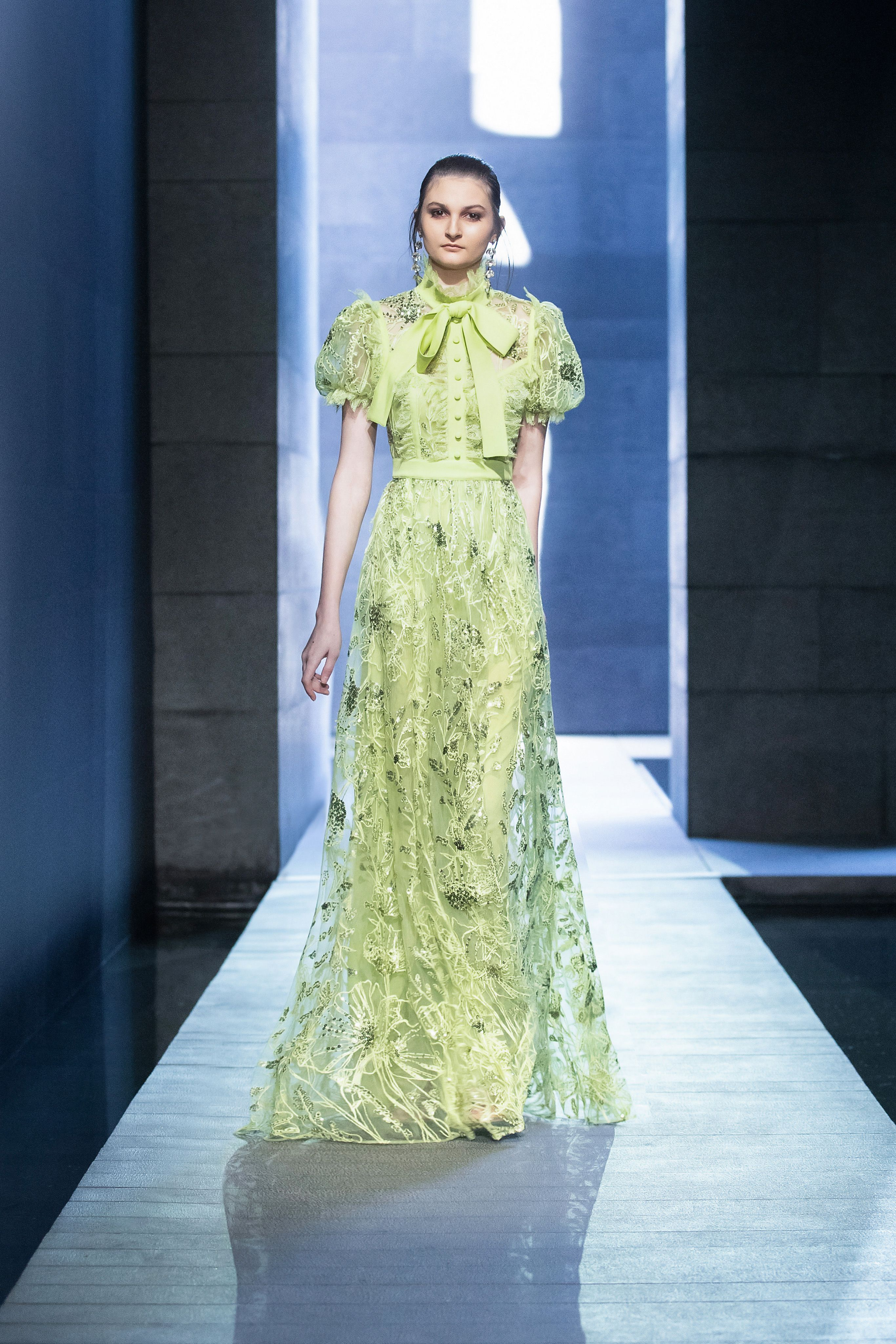 runway fashion dresses