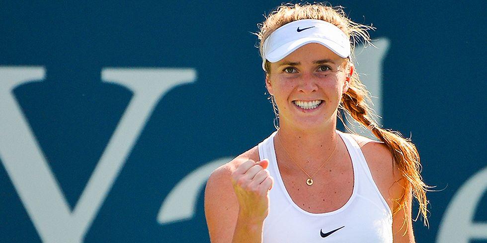 Tennis Pro Elina Svitolina Reveals Her Success Lessons