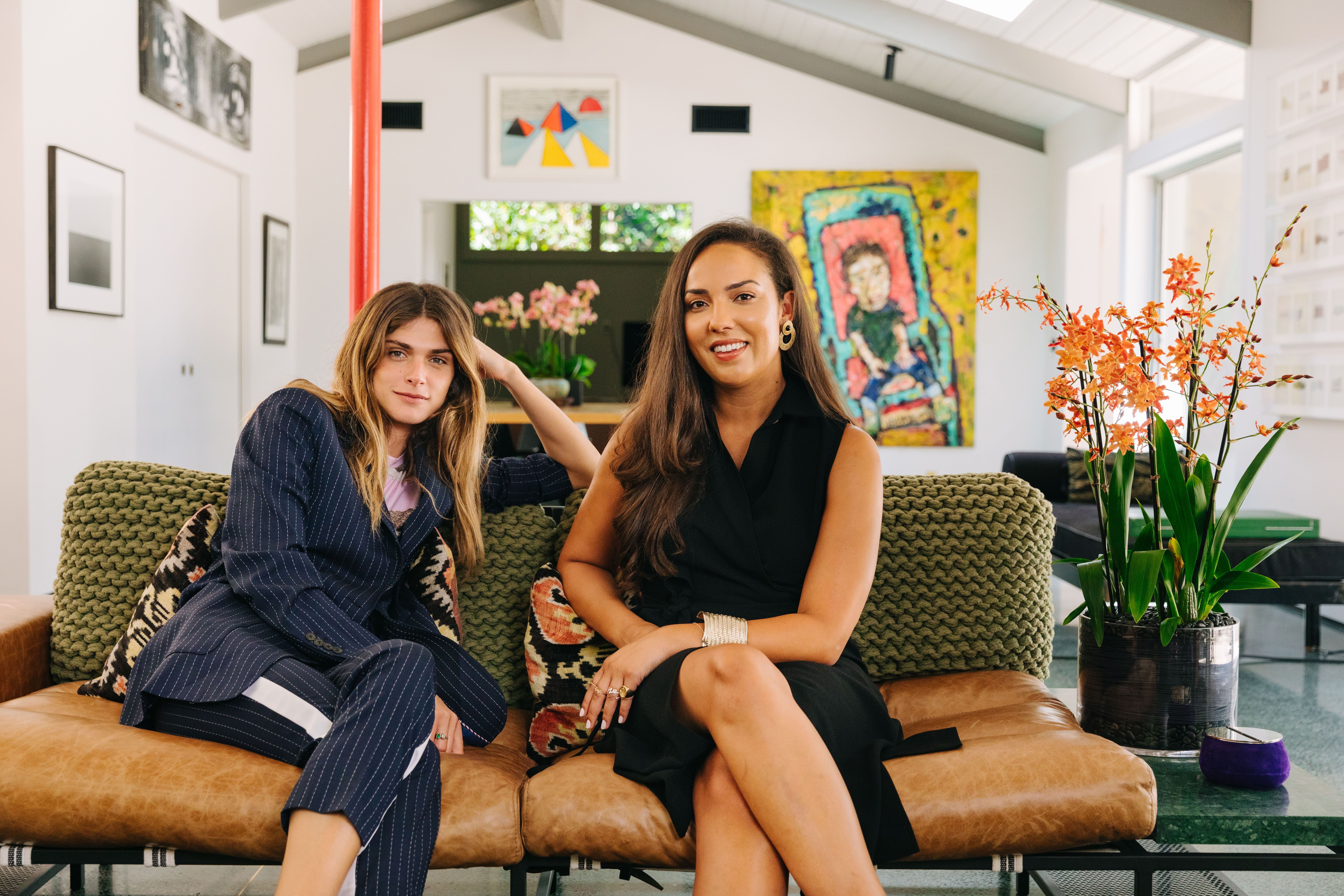 5 artists to know about now by Princess Alia Al-Senussi and Elisa Sednaoui