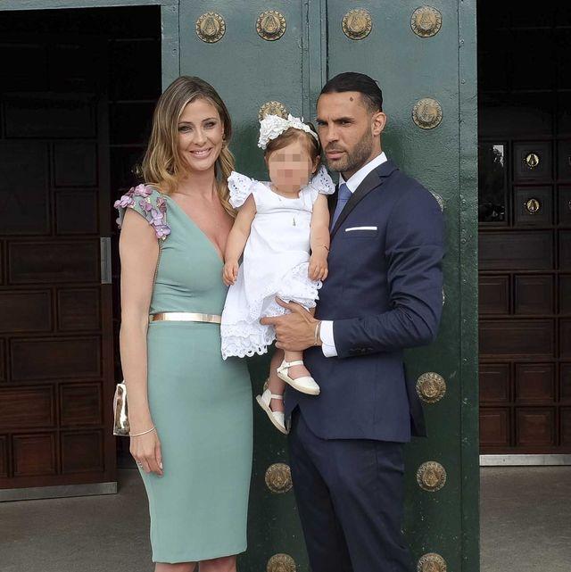 Elisabeth Reyes y Sergio Sánchez aniversario boda