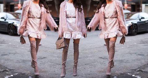 2d29da2a1dd938 Questo vestito di Elisabetta Franchi è in assoluto il vestito dell ...
