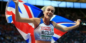 Eilish McColgan hits out by body shamers