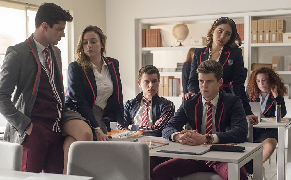 Élite Season 2 Spoilers, Air Date, Cast News and More - All About
