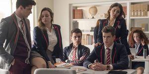 La segunda temporada de 'Élite' se estrena el 6 de septiembre