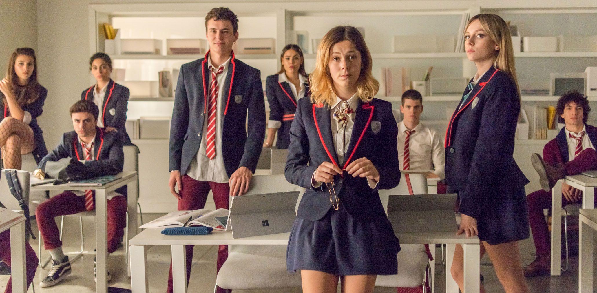 élite 3 Interrogantes Para La Nueva Temporada En Netflix