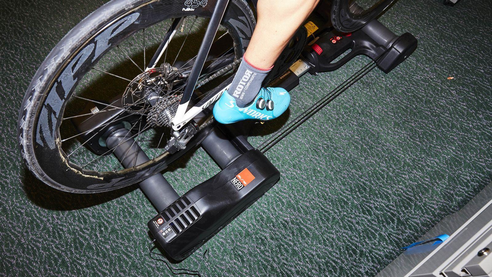 indoor cycling bike trainers triathlon magazine canada