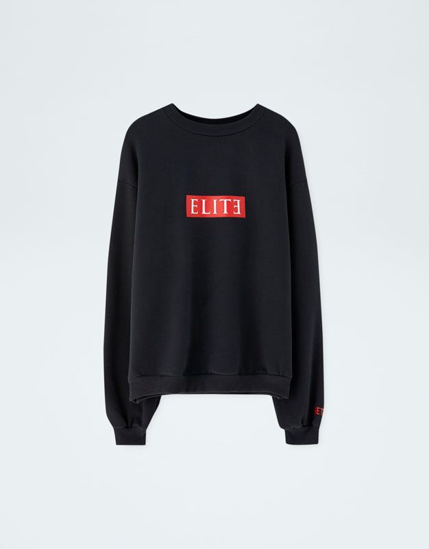 Élite Netflix Pull and Bear