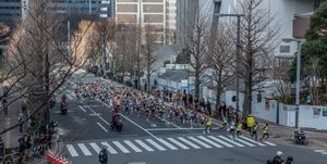 Tokyo Marathon Restricted To Elite Runners Only Amid Coronavirus Fears