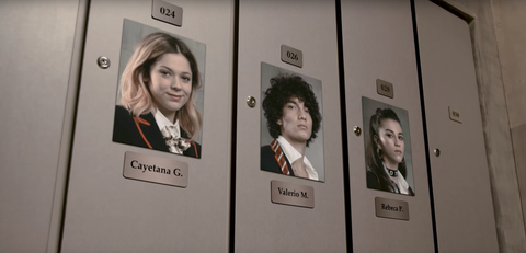 Resultado de imagen para elite segunda temporada