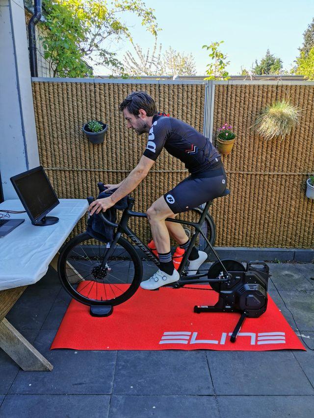 elite smart trainer