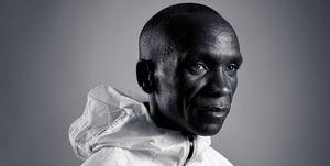 El maratoniano Eliud Kipchoge.