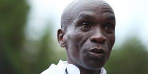 Eliud Kipchoge and Victor Wanyama Support the London Marathon 'Daily Mile' Initiative