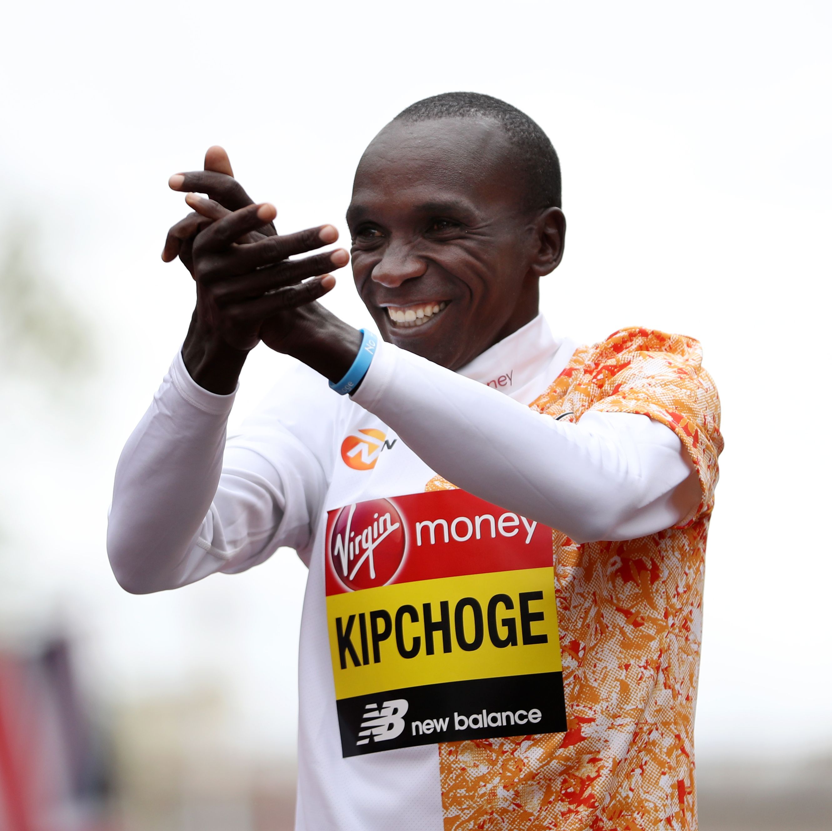 Kipchoge plans to go sub-2:00 in the marathon