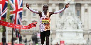 london marathon postponed