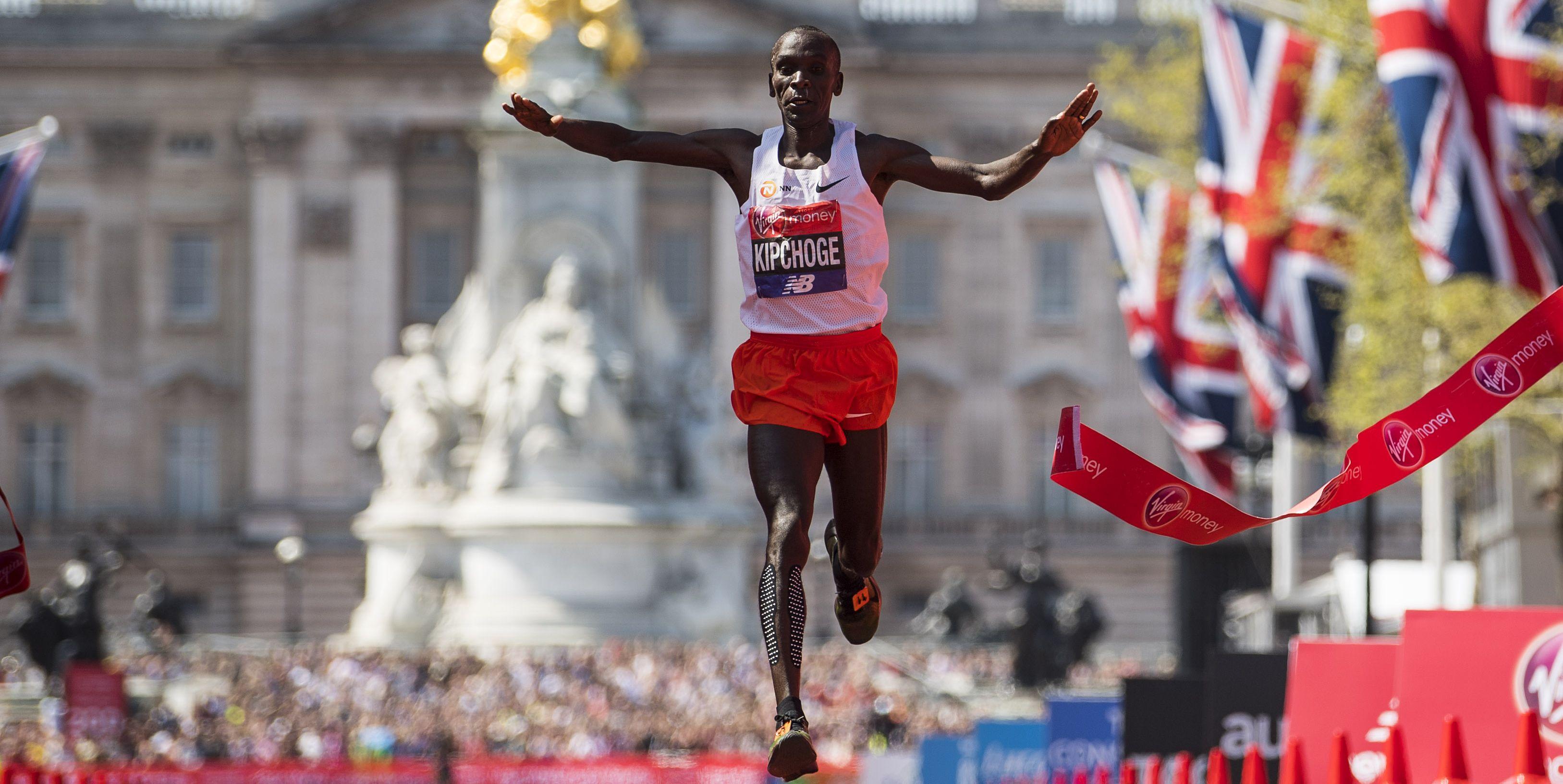 Kipchoge to run London Marathon 2019