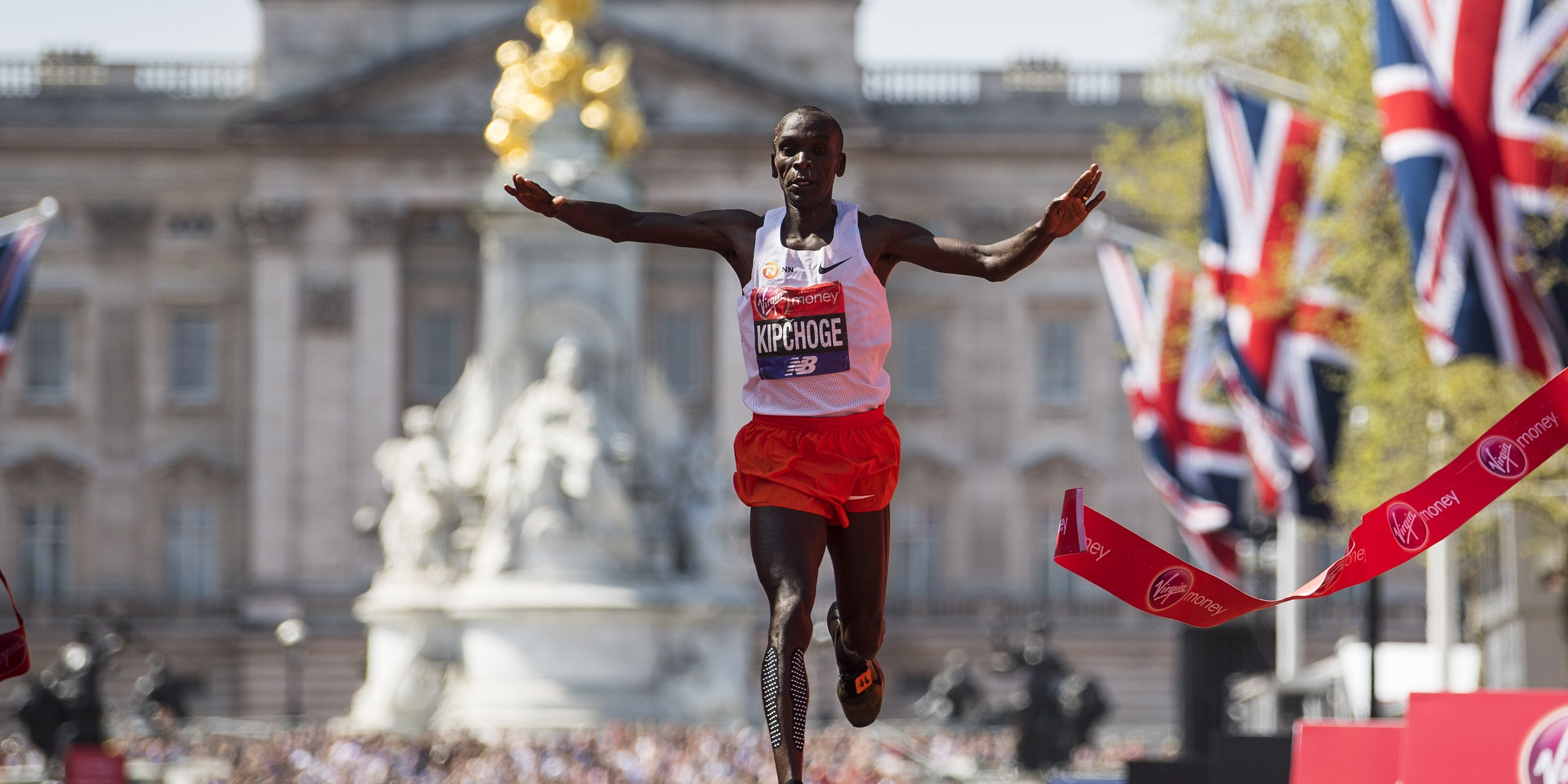 Kipchoge to run London Marathon 2019