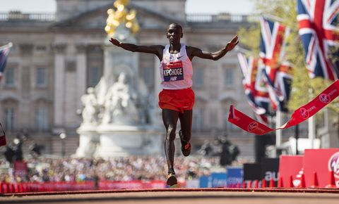 b35688ee8cd4 Eliud Kipchoge returns to take on Sir Mo Farah at the London Marathon 2019