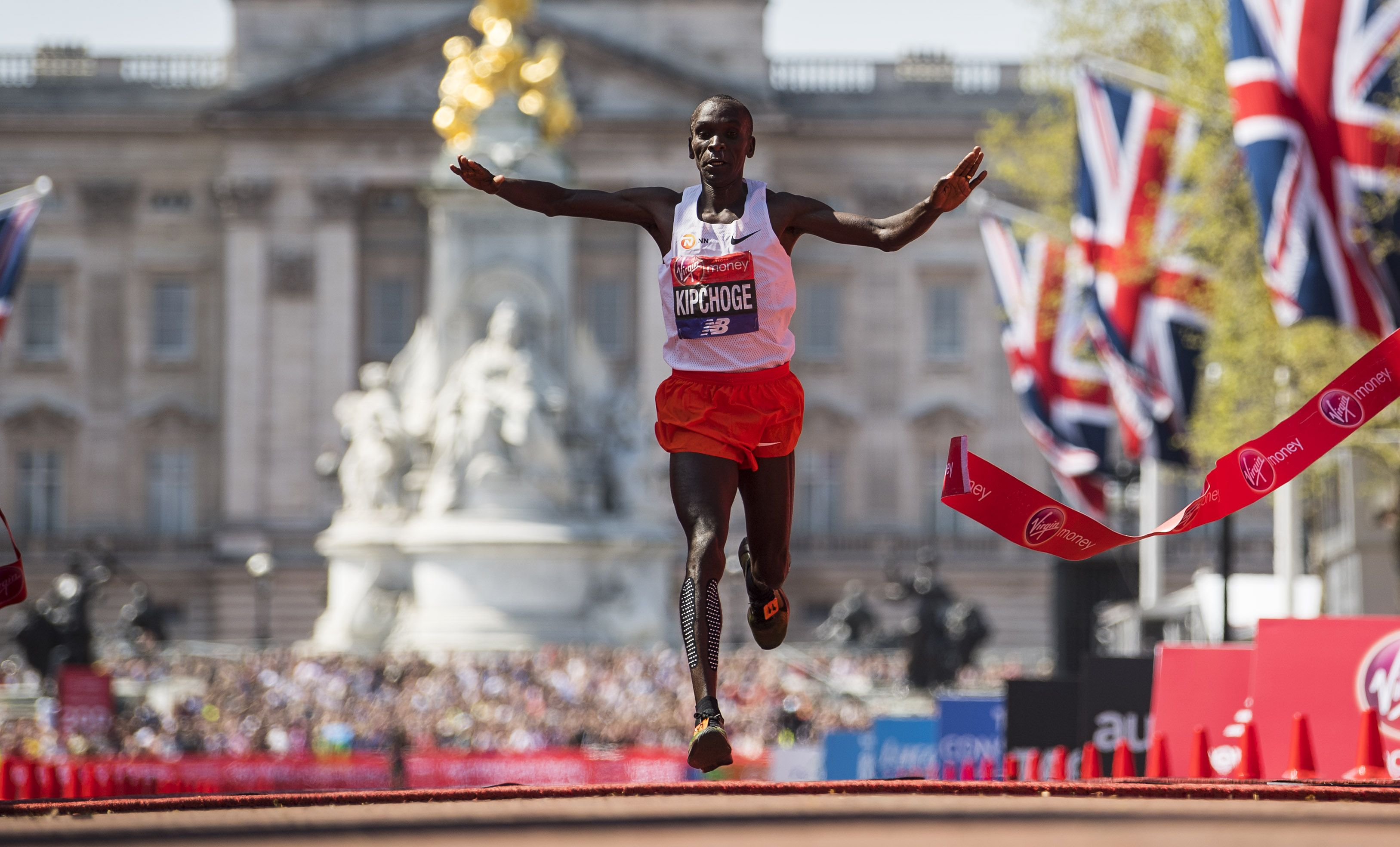 Eliud Kipchoge Shares 3 of His Most Effective Running Tips
