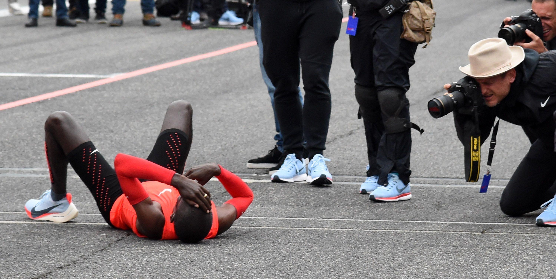 Nike Breaking2: Sub-Two Marathon Attempt