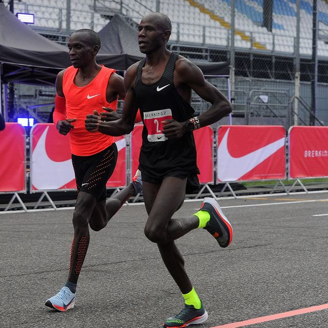 two hour marathon