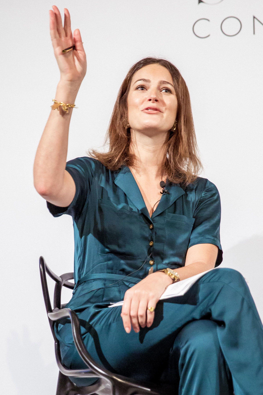 Elizabeth Day - Bazaar Summit 2018
