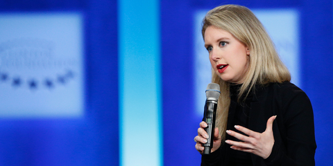 The Seductive Scamming of Theranos's Elizabeth Holmes