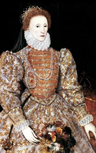 Elizabeth I, Queen of England and Ireland, c1588.