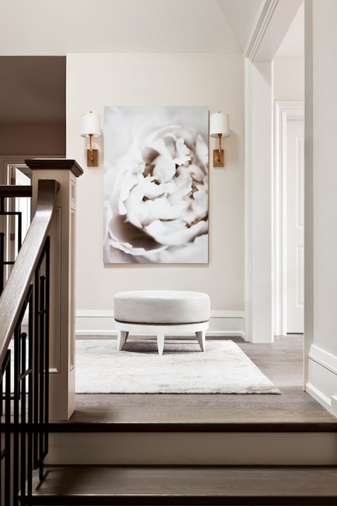 White, Room, Interior design, Stairs, Property, Ceiling, Furniture, Wall, House, Architecture,