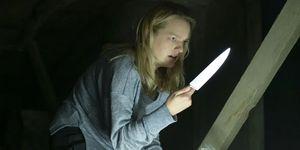 Elizabeth Moss en El Hombre Invisible