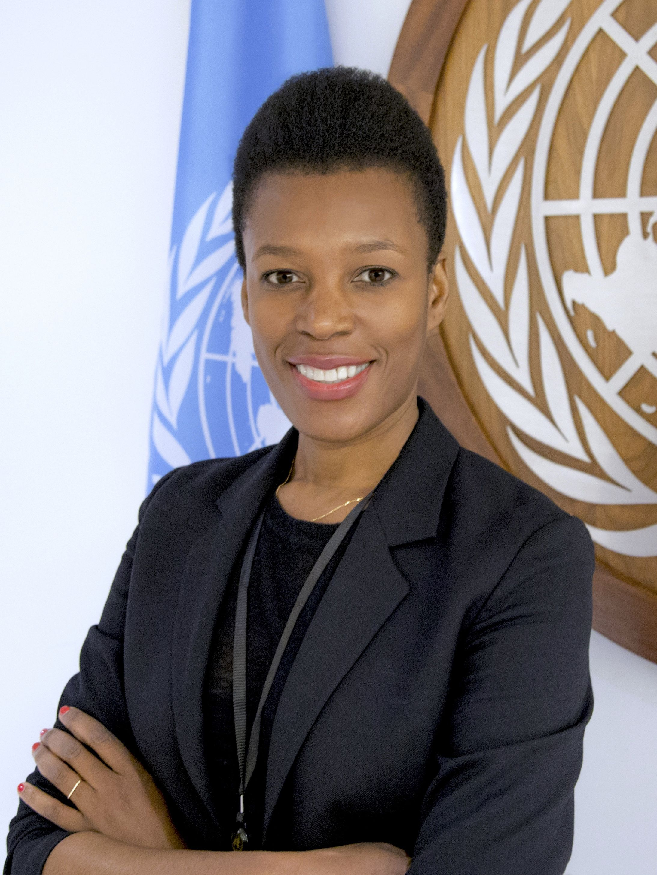 Elizabeth Nyamayaro joins the UN World Food Programme as Special Advisor