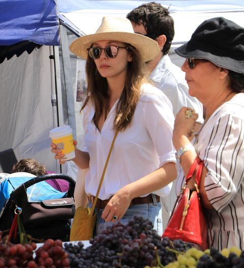 Celebrity Sightings in Los Angeles - August 11, 2019