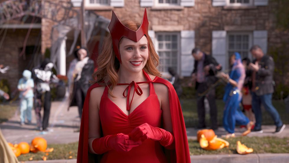 <p>Is WandaVision Repeating One of Marvel's Biggest Mistakes? </p> thumbnail