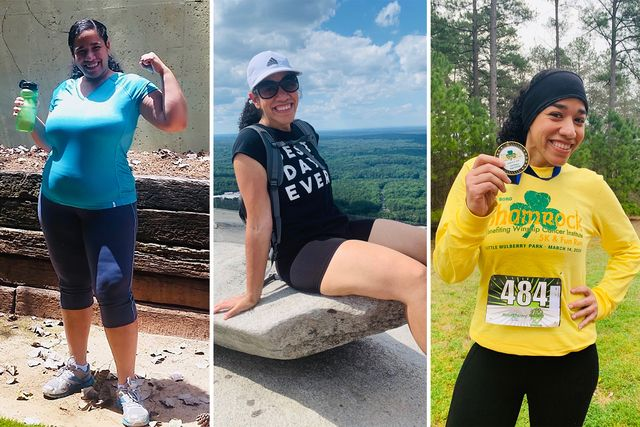 elizabeth coares how running changed me weight loss