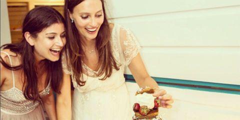 Deliciously Ella wedding cake
