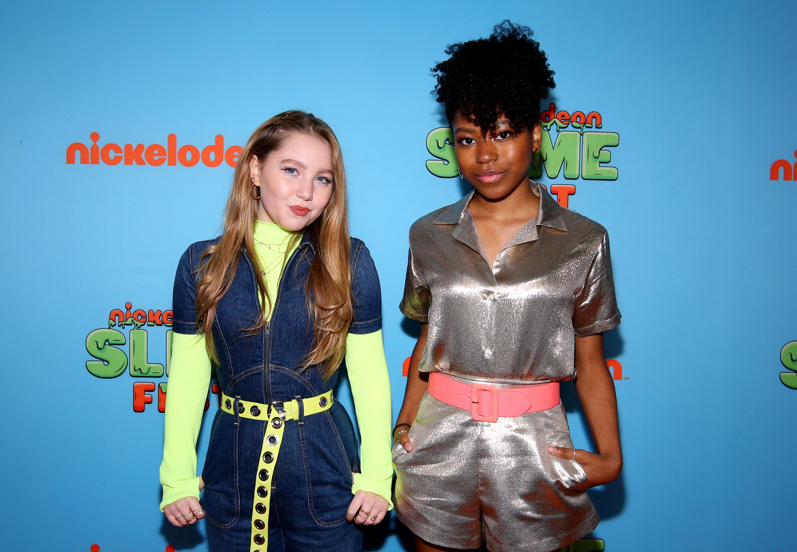Ella Anderson And Riele Downs Talk All Things Henry Danger